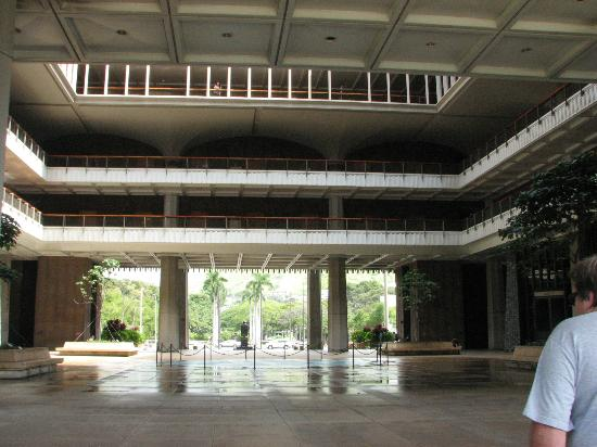 Hawaii State Capitol Building Tours