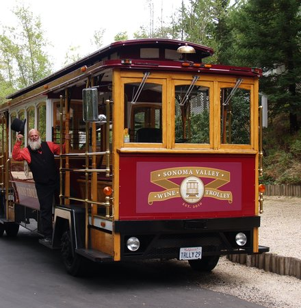 ‪Sonoma Valley Wine Trolley‬