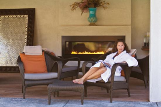 Indian Springs Calistoga: The Spa Pavilion