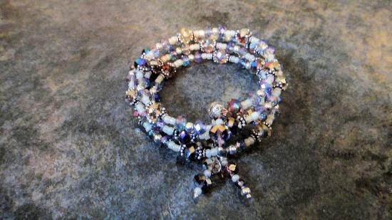 Reflections of Cabo: I love my beautiful bracelet!