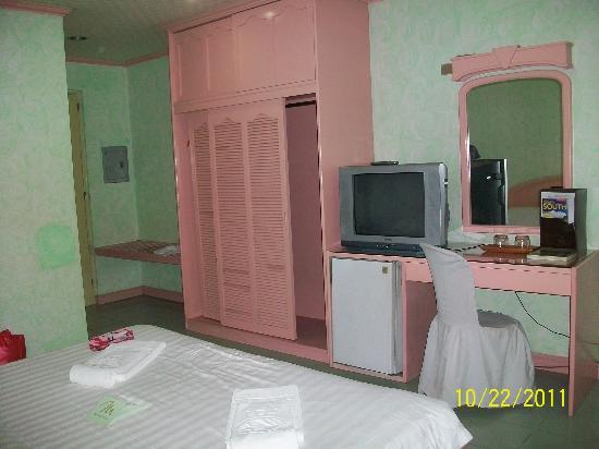 Mount Sea Resort: TV