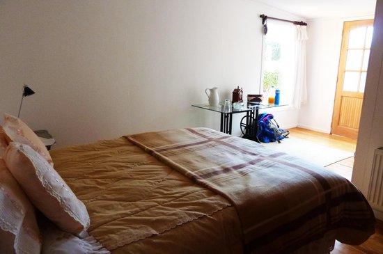 Hostal de los Castillos: room 6