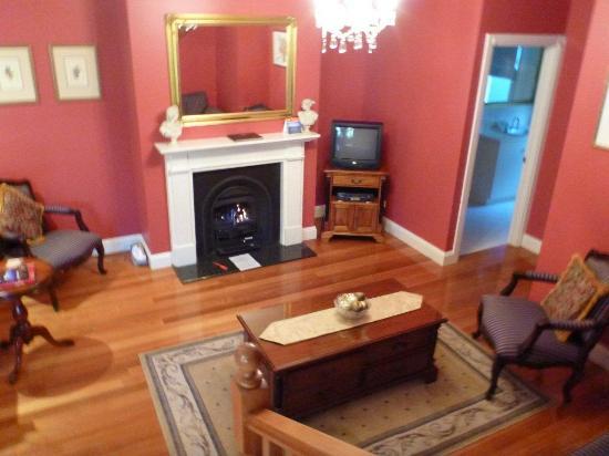 ألدرمير إيستايت: Living area