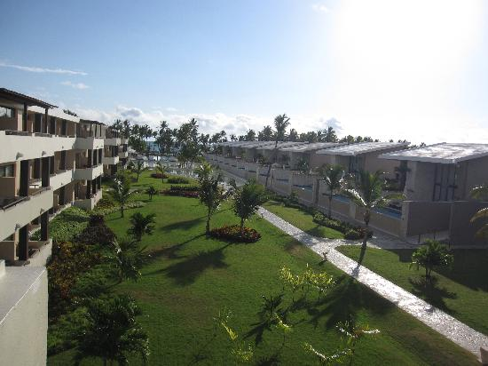 Catalonia Royal Bavaro: The view from our room