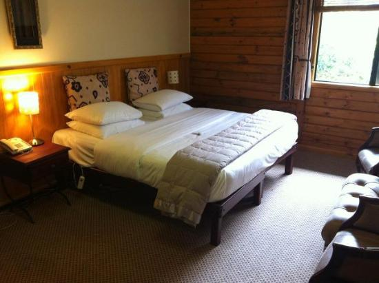 Wellesley on the Lake Taupo: Queen Room