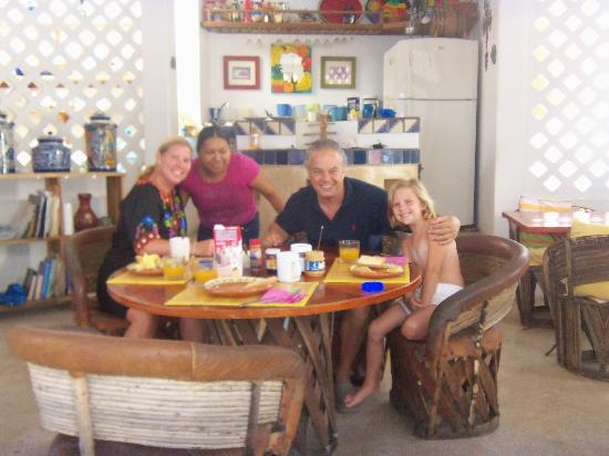 Amaranto Bed and Breakfast: Extended family