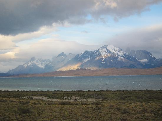 Tierra Patagonia Hotel & Spa: The BIG view