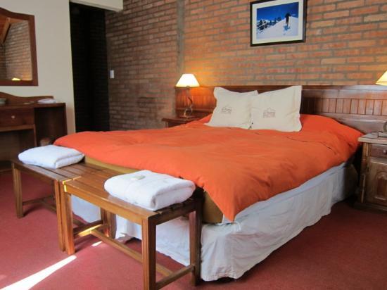 Hosteria El Puma : Our room