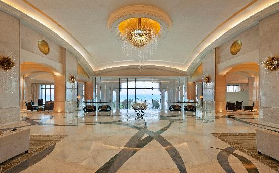 The St. Regis Saadiyat Island Resort - Lobby