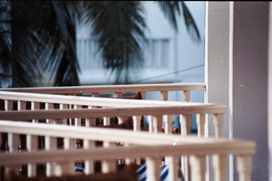 Sugati Beach Resort: Balcony 2