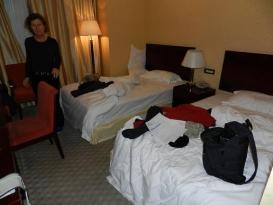 Ronghe Hotel: Chambre