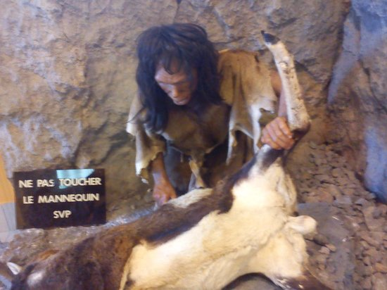 Museum of Prehistory Tautavel: Homme de Tautavel