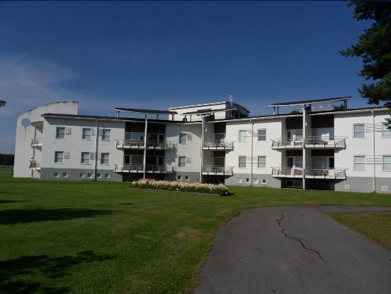 Spa Hotel Harma - Harman kylpyla: The new part of the hotel