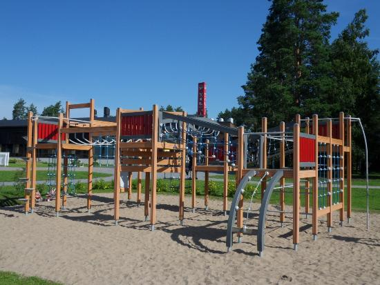 Spa Hotel Harma - Harman kylpyla: The outdoor playground
