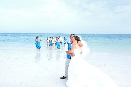 Wedding at Flamboyant