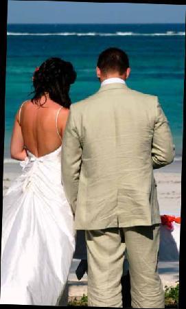 Flamboyant: Beach Vows
