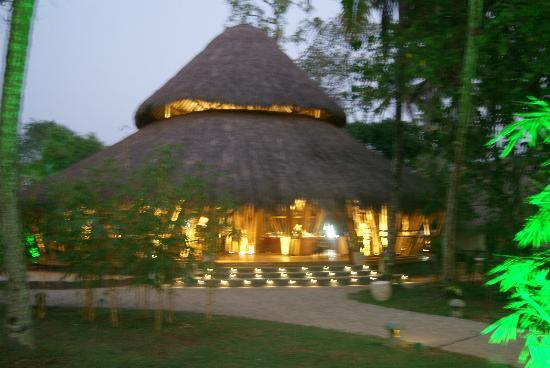 Carnoustie Ayurveda & Wellness Resort: Restaurant