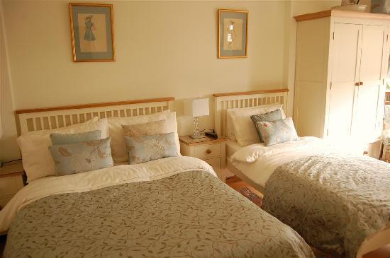 Crofters Bed & Breakfast: family en-suite
