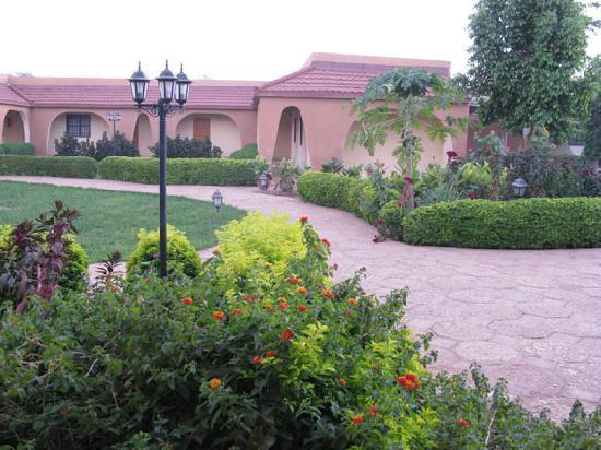 Tabakady: l'hôtel