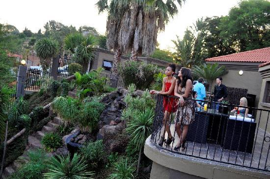 Waterfalls Boutique Hotel: Beautiful Views on Pretoria City