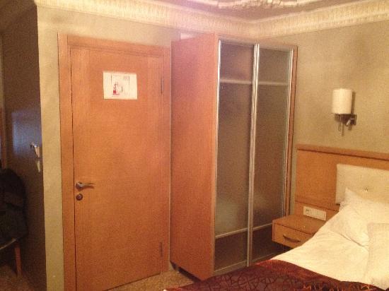 Tayahatun Hotel: Deluxe matrimoniale