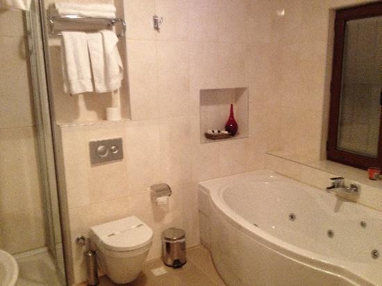 Tayahatun Hotel: Deluxe matrimoniale con jacuzzi