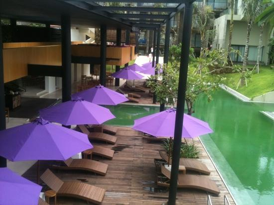 峇里西敏雅中央淘姆飯店張圖片