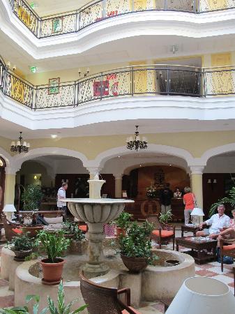 IBEROSTAR Grand Hotel Trinidad: the foyer