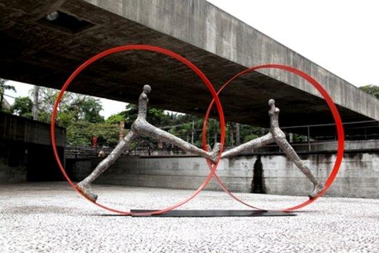Museu Brasileiro da Escultura MUBE: Provided By: Mube