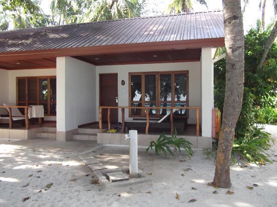 Kuramathi Island Resort Garden Villa