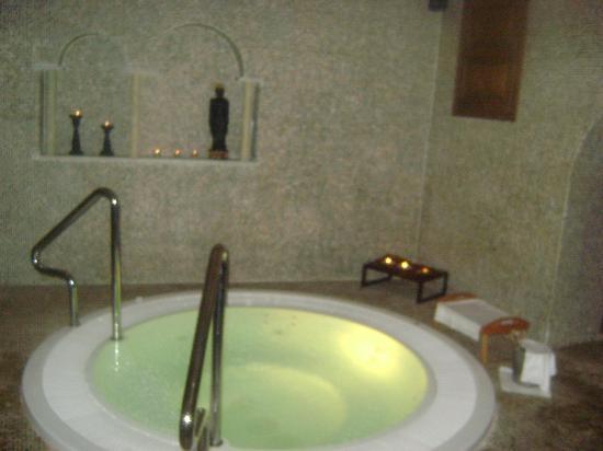 Can Rafel Golf Hotel: Jacuzzi (si contratas el circuito termal)