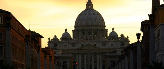 Epic Rome Tours: Majestic St. Peters