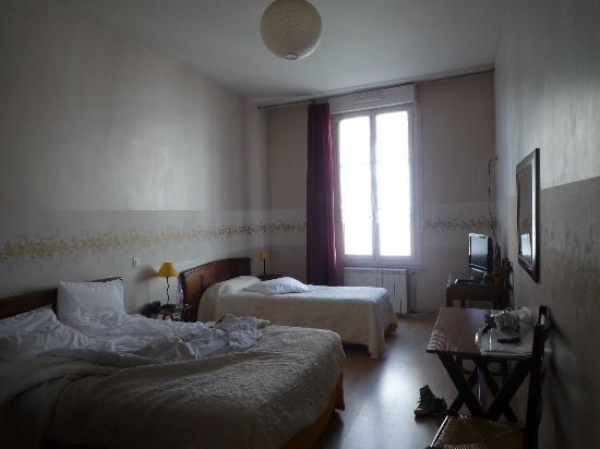 Hotel des Arts : Notre chambre