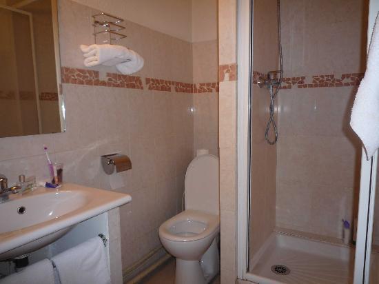 Hotel des Arts : Notre salle de bain