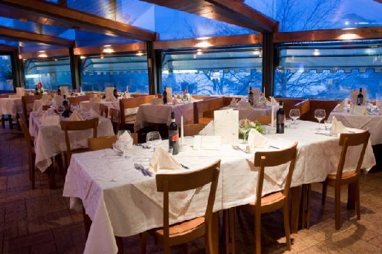 Terrazza Ristorante - Picture of Hotel Ristorante Cesare, City of ...