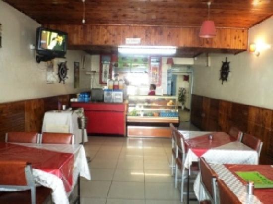 Hotel Embassy: Restaurant