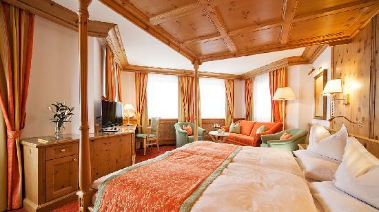 Hotel Tirolerhof: hotel room