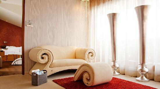 Hotel Tirolerhof: Elements Panorama Spa