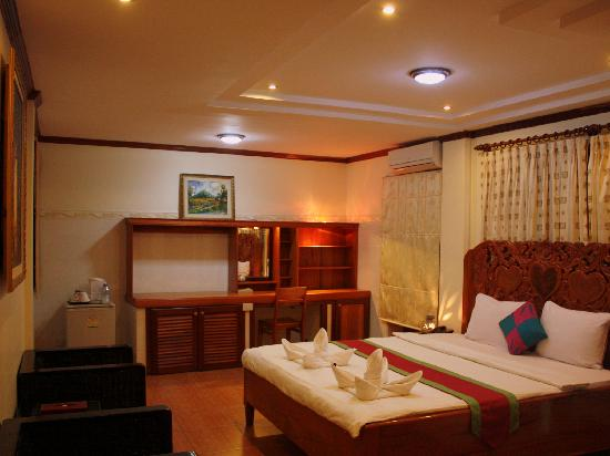 Aqua Boutique Guesthouse: Double Bed