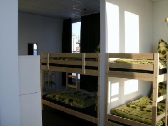 Arena Hostel Hamburg : 6-bed room