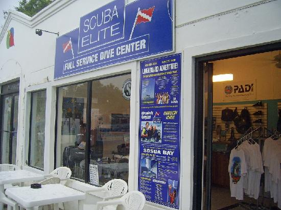 Scuba Elite: the scubaelite diving center