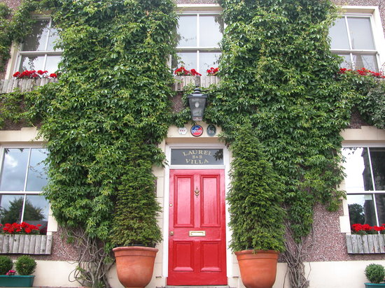 Laurel Villa: Find Out What Lies Behind The Red Door