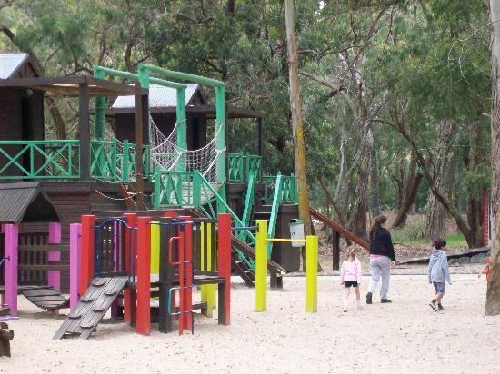 Solanas Punta del Este: juegos para niños