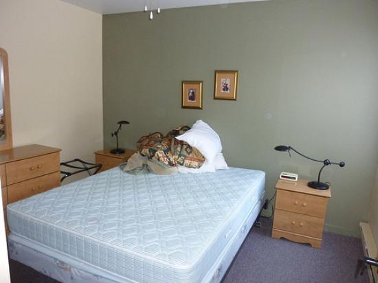 Beaupre, Canada: Bedroom