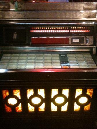 Luigi's jukebox.