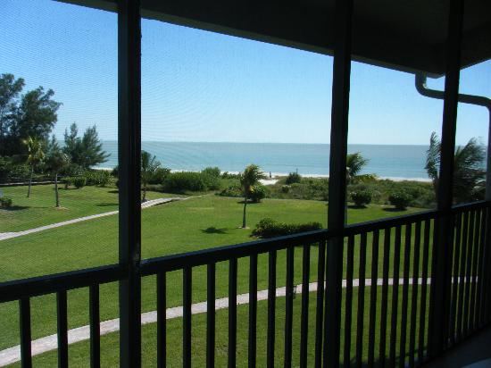Loggerhead Cay: The view from the lanai.