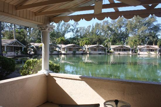Rock Lake Resort: Views
