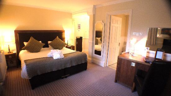 Upton St Leonards, UK: Newly Refurbished Bedrooms
