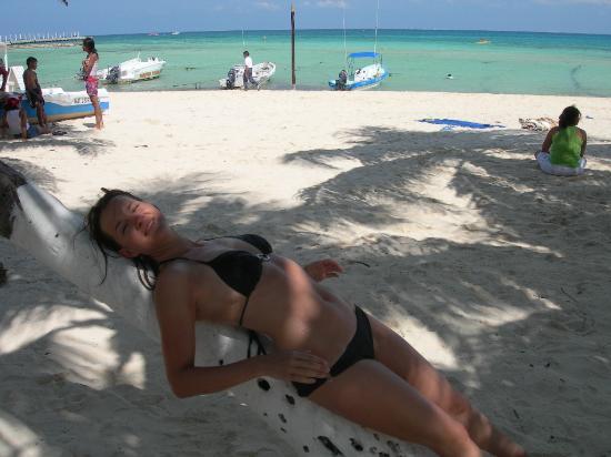 Maya del Mar : An der Bar