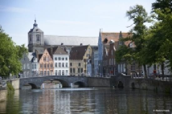 Hotel Martin's Relais: Bruges images (06/03/2012)